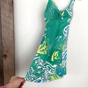 Victoria's Secret knit dress with bra top